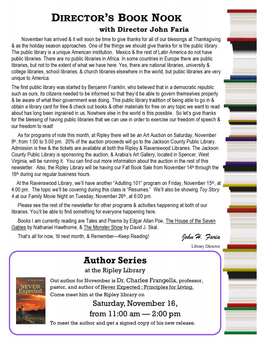 November Newsletter 3