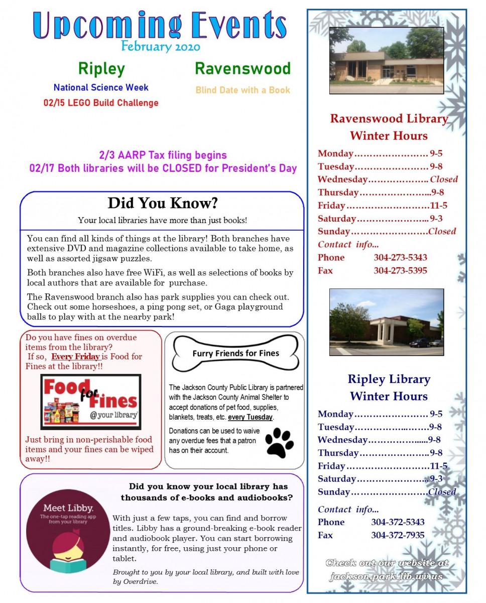 January Newsletter F