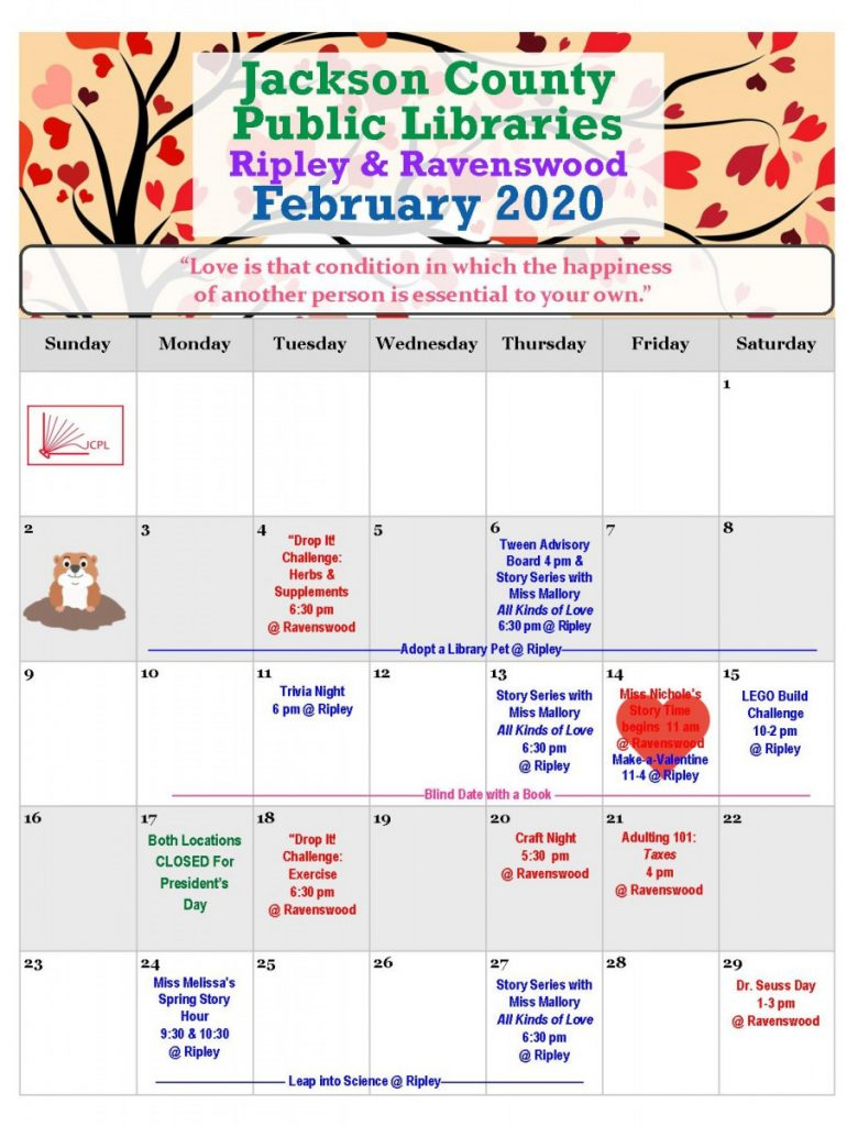 February Newsletter 1