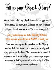 Ghost Story Submissions