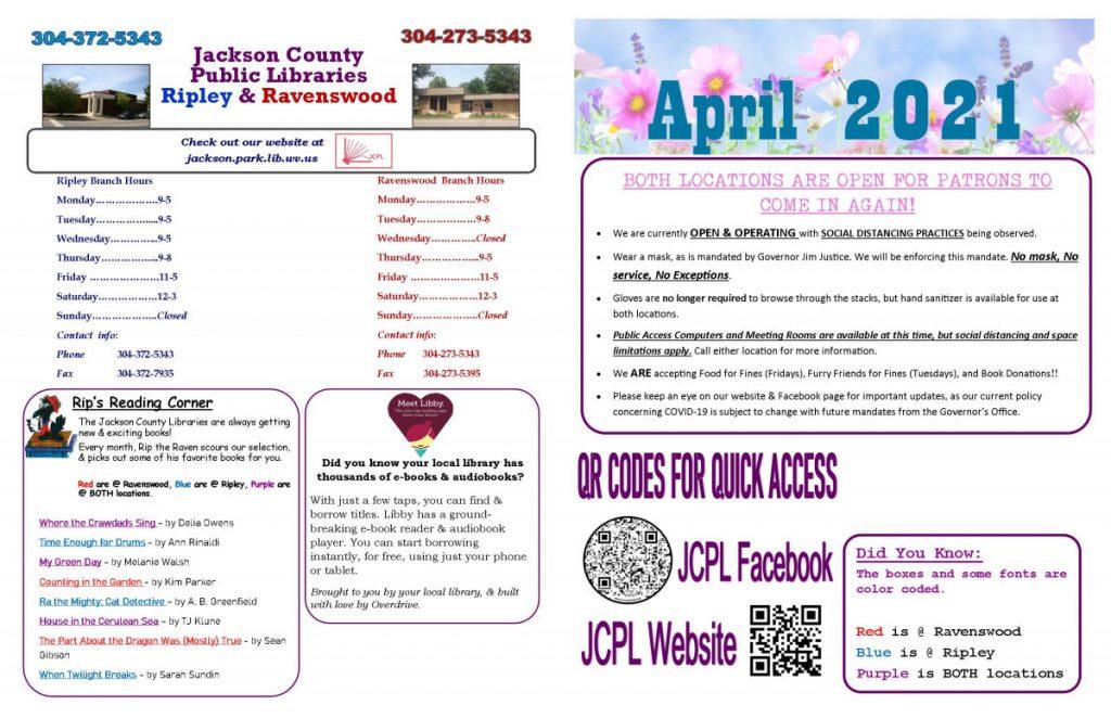 April Newsletter a