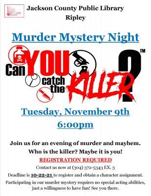 Amys Murder Mystery