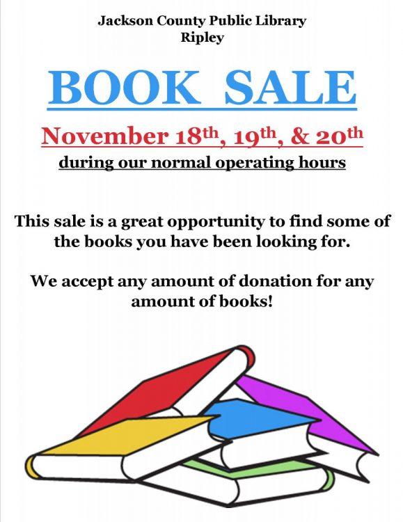 Fall Book Sale 2021 1