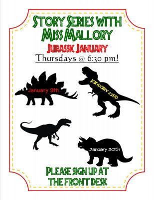 Jurassic January