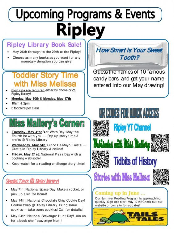 May Newsletter Final Copy page 001