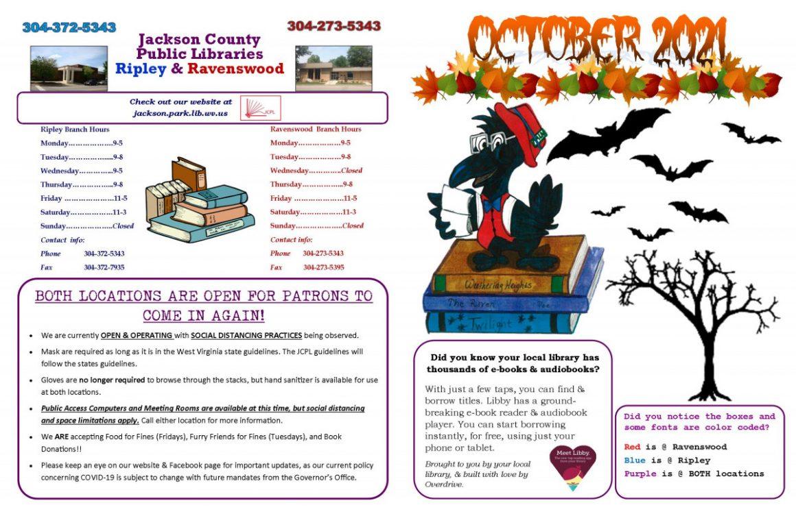 October Newsletter B 2