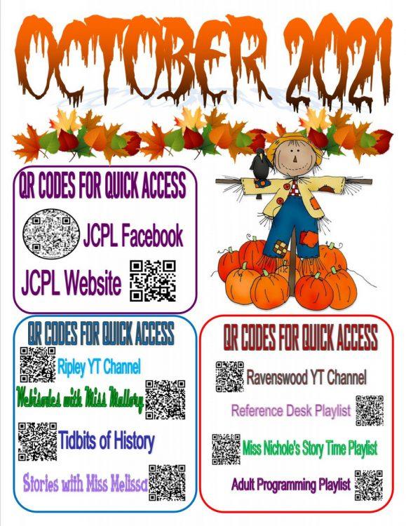 October Newsletter Insert B 2