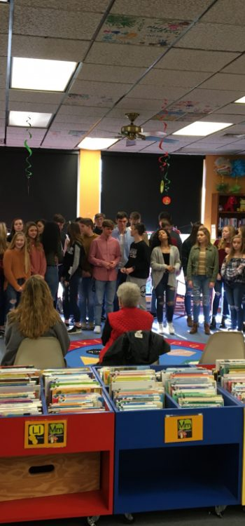 Open House High School Chorus (1)