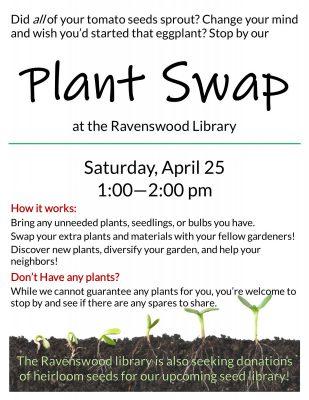 Plant Swap 2020