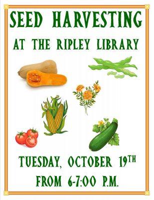 Seed Harvesting 1021