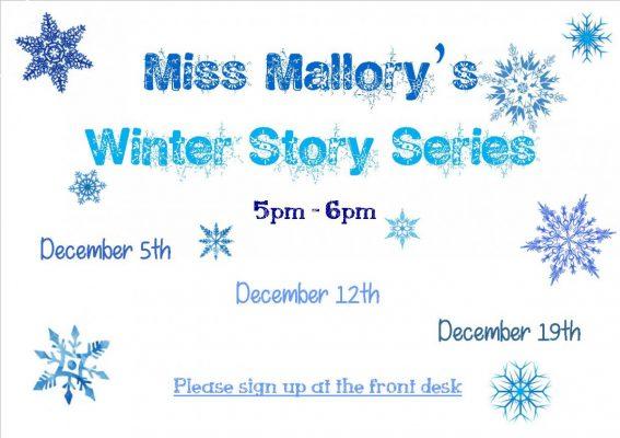 Winter Story Series