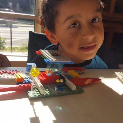 lego rover 4